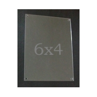 Photo & poster frame acrylic panels