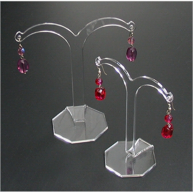 Earring display jewellery stands