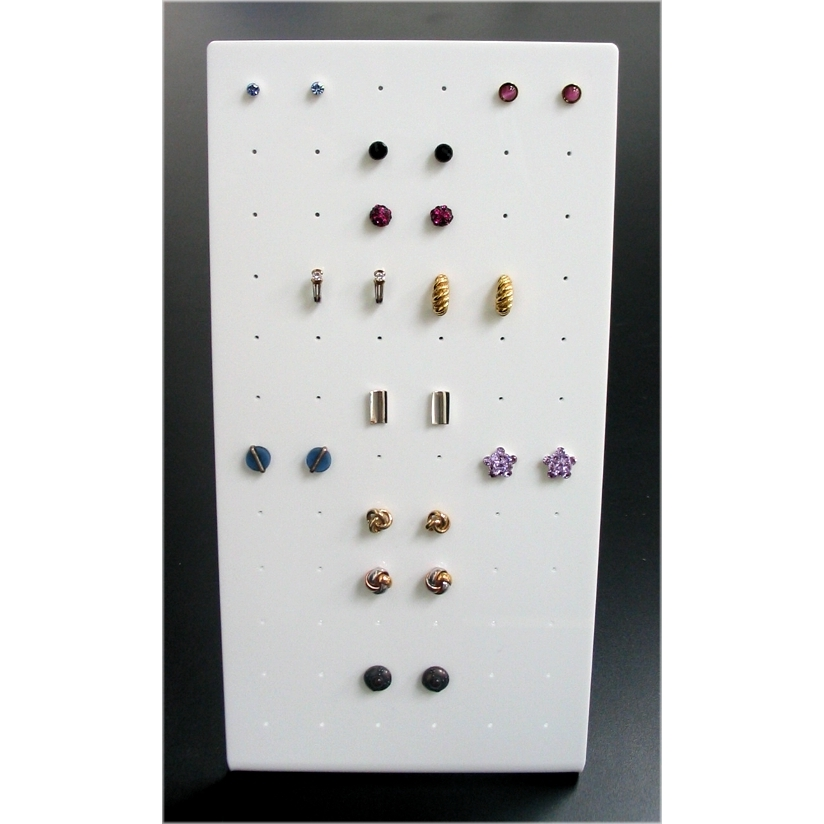 Stud display jewellery stands